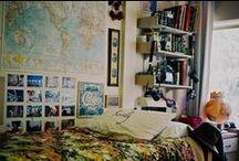 Dorm Decor / Ideas for my Cedarville dorm room