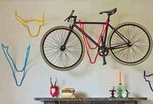 Bike Storage Ideas / We've put all the best bike storage ideas in one easy to find place!