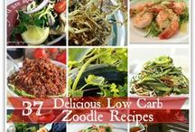 SKINNY on LOW CARB RECIPES! / Get the straight skinny on how to GET skinny with thousands of low carb recipes, tips on living low carb, kitchen hacks, looking great and MORE!
