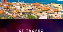 St Tropez / St Tropez travel inspiration