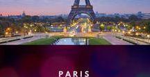 Paris / Paris travel inspiration.