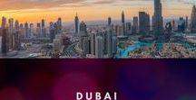 Dubai / Dubai architecture and travel inspiration!