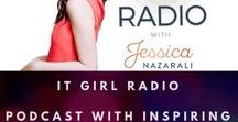 It Girl Radio | Podcast With Inspiring Interviews & Advice to Take Your Business to the Next Level / Join Jessica every week as she connects with influencers, thought leaders and It Girls around the world to get the lowdown on what it really takes to build a highly successful business and live a life of fulfillment.  Tune in to It Girl Radio for tips, techniques & tangible advice to take your business to the next level. #marketing #digitalmarketing #businesstips #coaching #inspiration #businesswoman #womeninbusiness #business #femaleentrepreneur