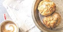 Scrumptious Scones / English or American, sweet or savoury, find your perfect scone recipe here.