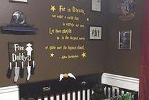 Decoración - Habitación de bebe friki / Decorar la habitación de tu bebé es una gran responsabilidad, para un #bebefriki estas son algunas de las mejores inspiraciones.