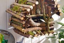 DIY Garten und Balkon / DIY Ideen für deinen Garten oder Balkon, z. B. Deko für den Garten und Balkon oder schöne Einrichtungsgegenstände