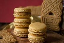 Geschenke aus der Küche / Leckere Geschenke aus der Küche, z. B. Pralinen, Muffins,  selbst gemachte Schokolade, Donuts oder kleine Kuchen.