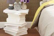 DIY Möbel / Hier dreht sich alles um DIY Möbel - ob selbst gebaute Einrichtungsgegenstände, Lampen, Regale, Betten und Co. mit selbst gemachten Möbeln wird jede Wohnung ein Hingucker.