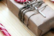 Geschenke verpacken / Hier findest du allerhand Inspirationen zum Thema Geschenke verpacken - darunter Ideen für Geburtstag, Weihnachten oder für kleine Geschenke zwischendurch.