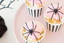 DIY Halloween / Hier findest du jede Menge DIY Ideen rund um das Thema Halloween und deine nächste Halloween Party: Halloween Dekoration und Halloween Snacks.