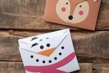 Weihnachtskarten basteln / DIY Weihnachtskarten basteln....Tannenbaum, Sterne, einfache Weihnachtskarten, Weihnachtskarten basteln mit Kindern, Weihnachtskarten basteln leicht und schnell