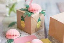DIY Flamingo / Alles rund um das Thema Flamingo: Flamingo Party Ideen, Flamingo Deko, Flamingo Geschenke, Flamingos basteln, Flamingo Printables uvm.