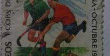 Filatelia - Philately - Deporte / Sellos de España - Tema - Deporte - Juegos Olímpicos - Stamps of Spain - Theme - Sports - Olympic Games