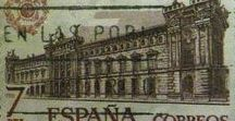 Filatelia - Philately - Monumentos - Sitios con encanto / Sellos de España  - Monumentos - Sitios con encanto . Stamps of Spain - Monuments - Places with charm