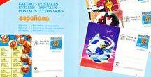 Filatelia - Philately - Mundial 82 / Sellos de España - Tema - Mundial de Futbol de 1982 Stamps of Spain - Theme - 1982 Soccer World Cup