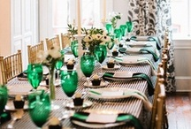 place settings - tablescapes and dining decor  / by Merrell Banks