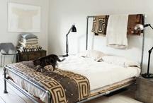 bedroom sanctuary inspiration / by Maleka Fruean