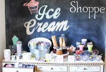 SCREAM for ICE CREAM or SHAKES / by Angelina De Castro
