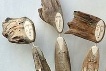 Project Nature Driftwood / by Teri S
