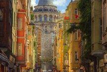 Morocco, Turkey / by Sonja Philip