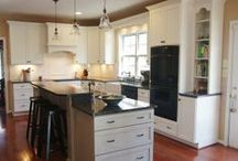 Kitchen / What I like. What I really, really like in a kitchen. Getting ready for a remodel. / by Miranda Harris