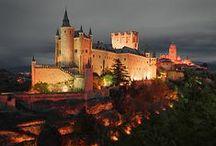 Castles / by Sonja Philip