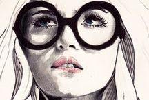 Illustrations / by Rethakgetse Pearl Motloutsi