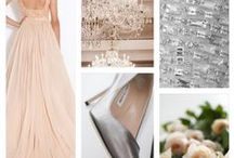 STYLE BOARD INSPIRATION / Find some inspiration from these wedding boards! A combination of boards created by Coordinated For You and those we've come across that we just had to pin.  | #weddingplanner #coordinatedforyou #weddings
