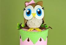 Cake Ideas / Various ideas for future cakes / by Sara Kline