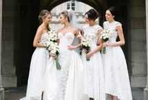 BRIDESMAIDS / Bridesmaids - Featuring beautiful, chic, and luxe designs, ideas and inspiration!