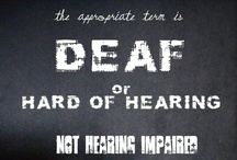 Teaching - Deaf Culture / by Alex Roman