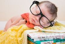 Oh Baby... / Baby clothes, photo ideas, and information for new parents / by Rachel Miller