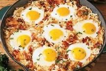 Breakfast & Brunch / Tasty Foods for Breakfast (Morning or Dinner Time) and Brunch! / by Sonja Sokol