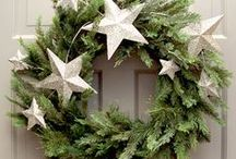 holiday / Handmade Christmas and decoration ideas