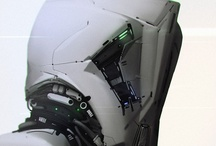 Robots and Mecha / Robots & mech stuff