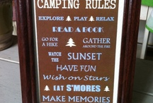 Camping / by Marsha Dewell