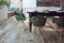 eat, drink, and be merry / Dining room ideas and design, Eames