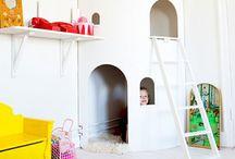 Kids Playroom / Homeschool Room Design / by Lauren Jordan