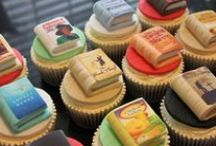 Edible Books / Tasty literary inspired creations