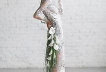 SILVER WEDDING / Silver wedding - Featuring beautiful, chic, and luxe designs, ideas and inspiration!