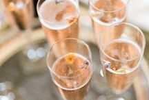 PEACH & GOLD WEDDING / Peach and gold wedding - Featuring beautiful, chic, and luxe designs, ideas and inspiration!