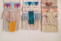 dream weaver / Weaving, macrame tutorials and favorites