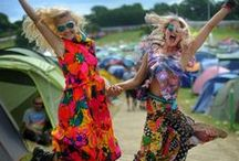 Festival Fashion 2014 / Come rain or shine, make sure you get festival fabulous with these stunning looks.   Get inspiration on our Festival Style blog >  http://hsamuelblog.co.uk/?p=3551