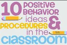 Behavior Management / by Alex Roman