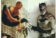 Superheros / who would win in these closely matched fights