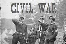 civil war / 8th grade sc history civil war unit for self contained Deaf class / by Alex Roman