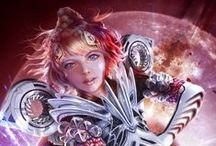 Fantasy I / Fantasy Art