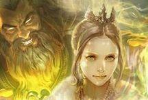 Fantasy Q / Fantasy Art
