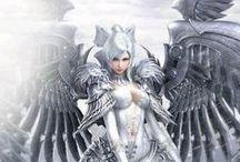 Fantasy T / Fantasy Art