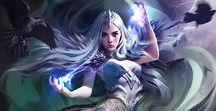 Fantasy V / Fantasy Art